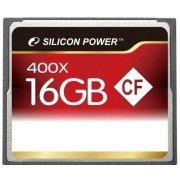 Compact Flash 16Gb Silicon Power 400x