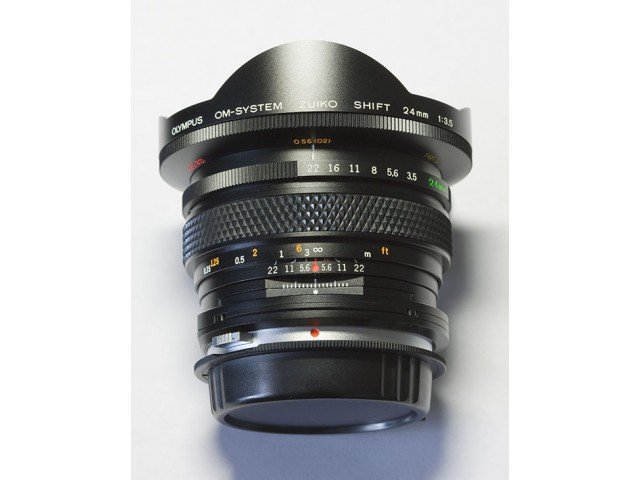 Olympus Zuiko Shift 24 mm f/ 3.5 for Canon