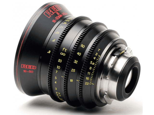 RED PRO Zoom 18-50mm T3 f/2.8 PL