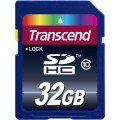 Transcend Ultimate SDHC Card 32GB Class 10 20MB/s