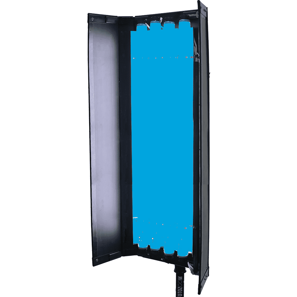 Kino Flo Colour 4Bank 4ft System SYS-4804 Blue