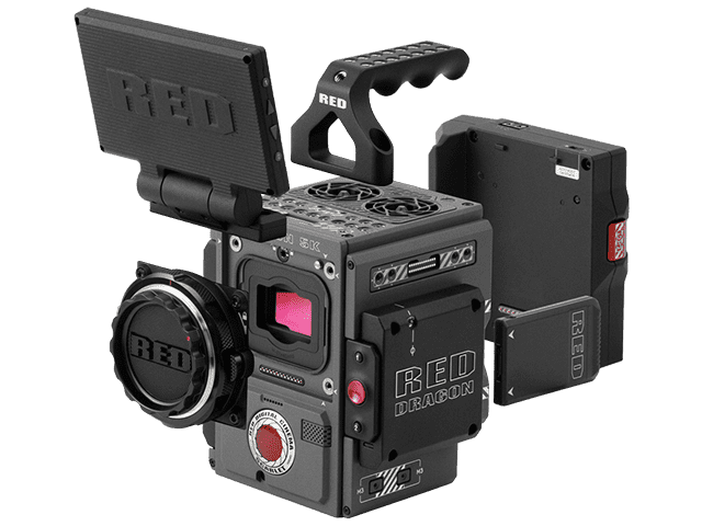 RED Scarlet-W DRAGON (EF)