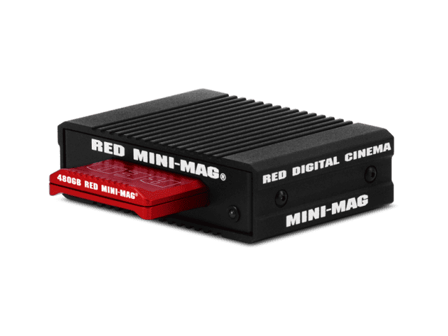 RED Mini-Mag Reader Station USB 3.1