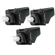 3 X Blackmagic Studio Camera Body Micro 4/3
