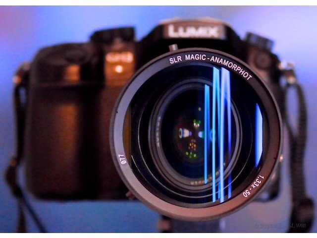Анаморфотная насадка SLR Magic Anamorphot 1,33x – 50