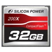 Compact Flash Silicon Power 32Gb  200x