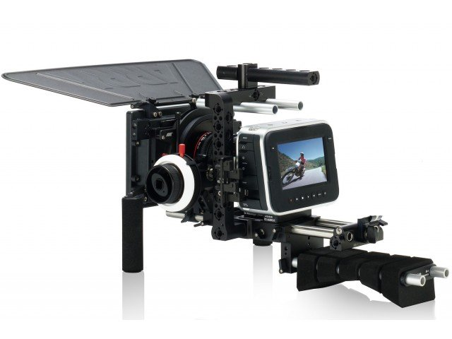Blackmagic Cinema Camera 2.5K EF mount FULL Kit