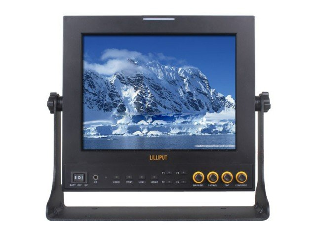 "Монитор Lilliput 9.7"" IPS 969A/O/P HDMI In & Out"
