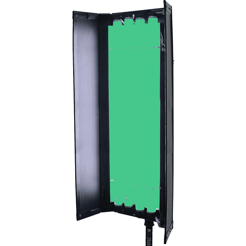 Kino Flo Colour 4Bank 4ft System SYS-4804 Green