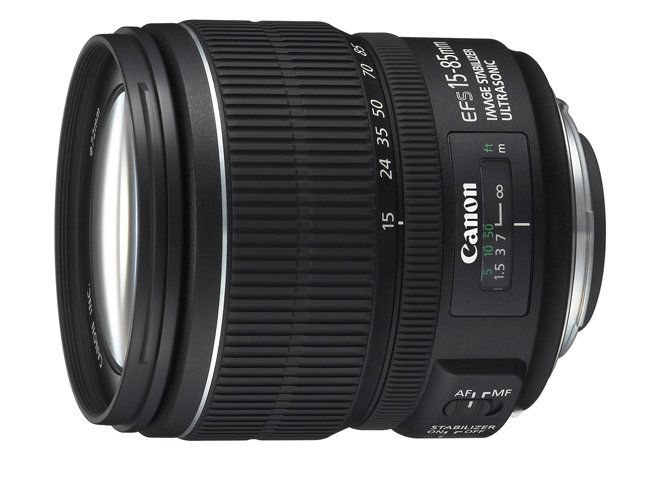 Canon EF-S 15-85mm f/3.5-5.6 IS USM