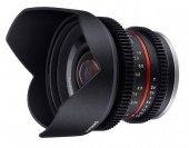 Samyang 12mm T2.2 VDSLR for Micro 4/3