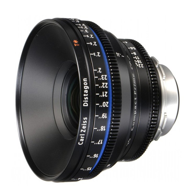 Carl Zeiss Compact Prime CP.2 85mm/T2,1 P