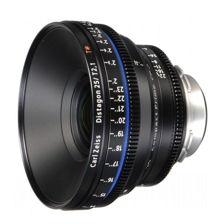 Carl Zeiss Compact Prime CP.2 25mm/T2,1 PL