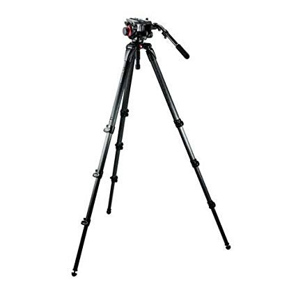 Штатив Manfrotto Nitrotech N8  Head & 535 Carbon Tripod