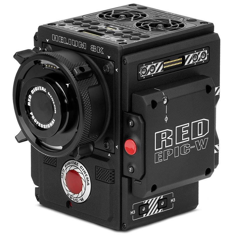 RED DSMC2 Epic-W HELIUM 8K