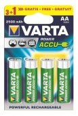 Varta Power Accu 2500 mAh АА