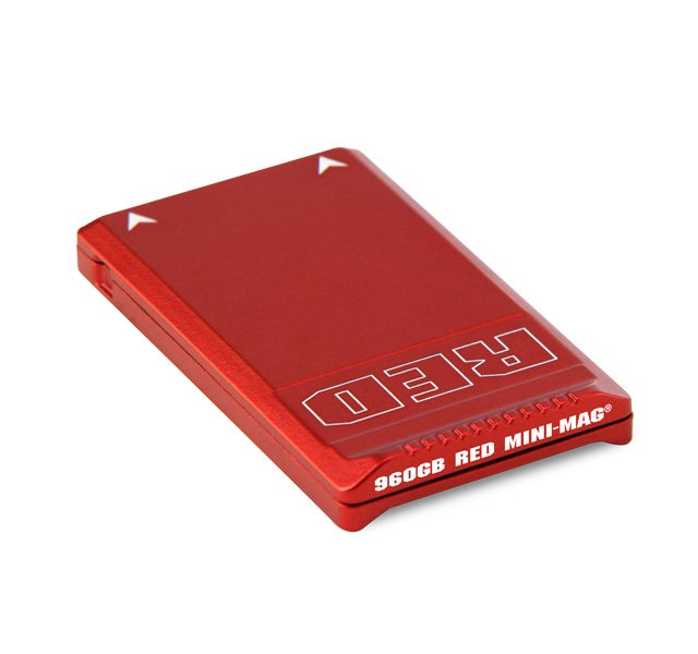 Red Mini Mag 960GB