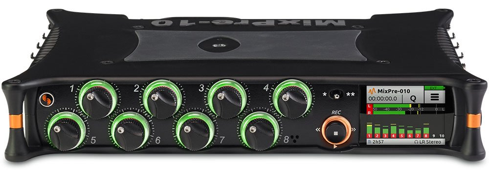 Рекордер Sound Devices MixPre-10T