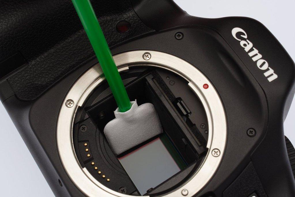 Салфетки для очистки матрицы фотоаппарата
