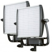 2 X Litepanels Astra 1x1 Daylight