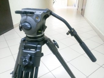 Штатив Cartoni Focus HD head (до 12кг)
