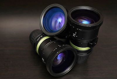 Скидка на оптику  SLR Magic Anamorphot CINE Lens